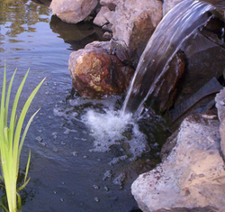 Waterfall pond kit